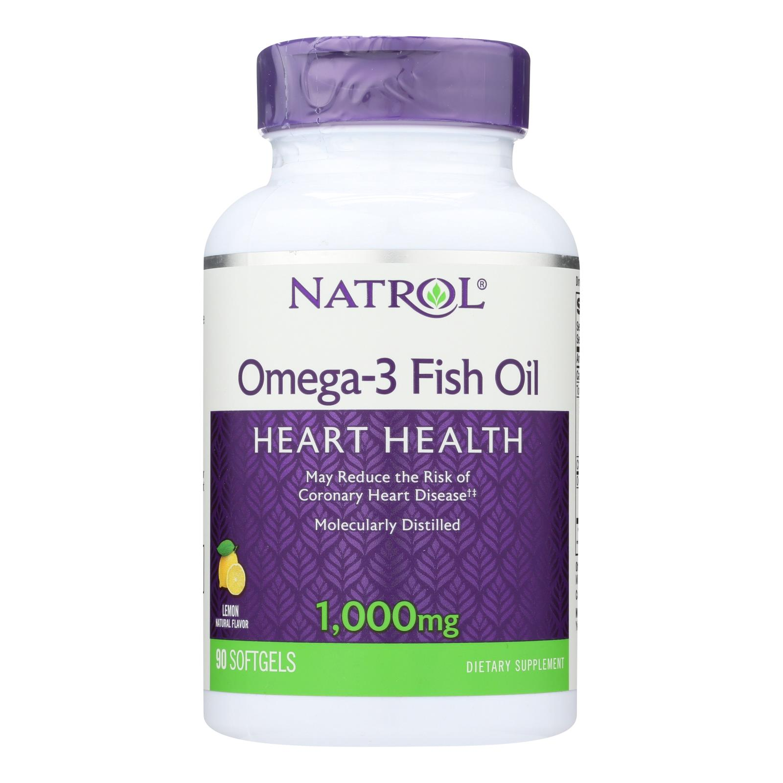 Fish Oil and Omegas