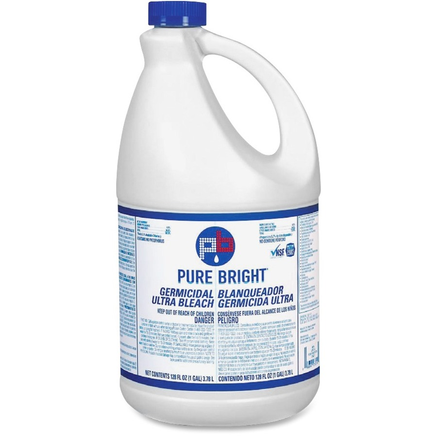 KIK Custom Pure Bright Germicidal Ultra Bleach
