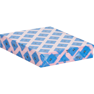 Sparco Premium Grade Pastel Color Copy Paper, Pink, 500 Sheets